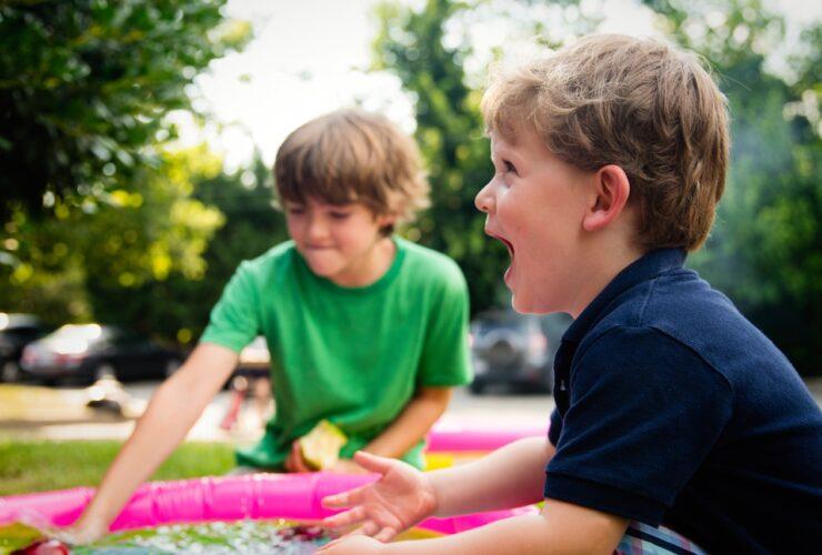 Keeping Kids Active Indoors